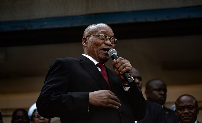 S.Africa's Zuma must pay mounting legal fees