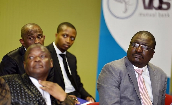 South Africa fires 7 mayors over banking scandal