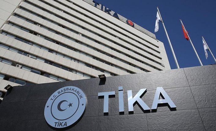 Turkish aid agency reaches out to 5 continents in 2018