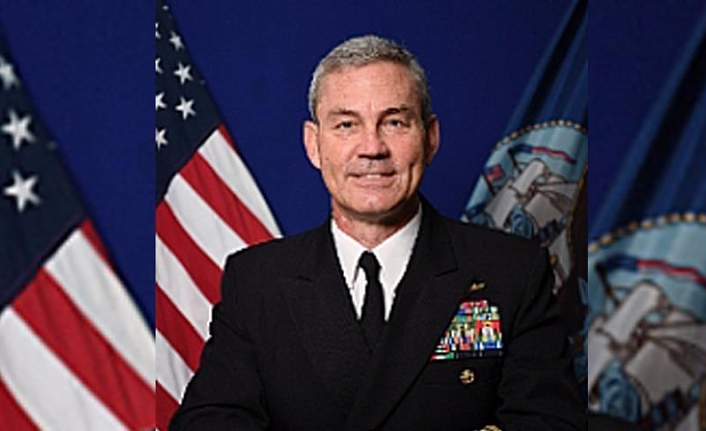 US admiral found dead in Bahrain residence