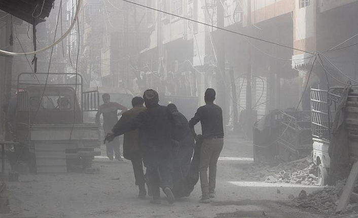 Around 7,000 civilians killed in Syria last year: NGO