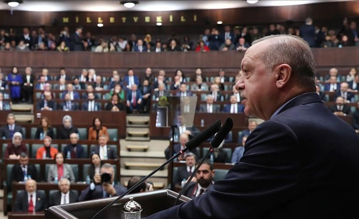 Erdogan slams US's claim that Turkey targets Kurds