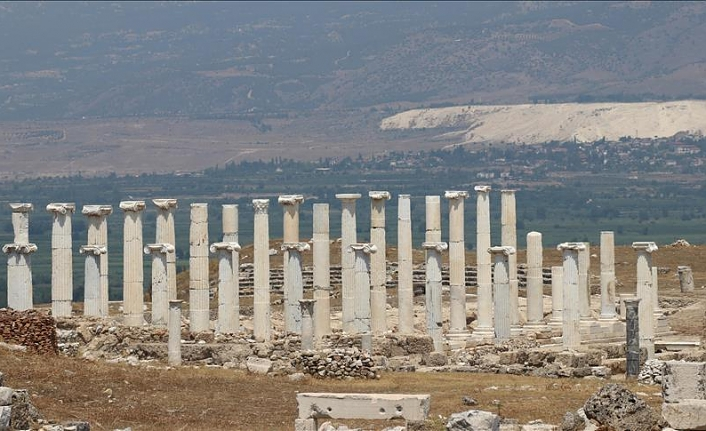 Theater tickets exist for 2,200 years in Turkey