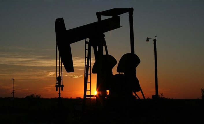 Oil prices down over pandemic-driven demand fears