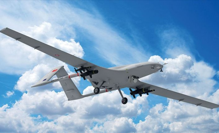 Ukraine expects to buy Turkish drones this year