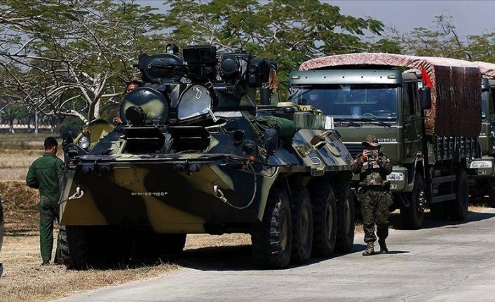224 people killed since Myanmar coup: Rights group