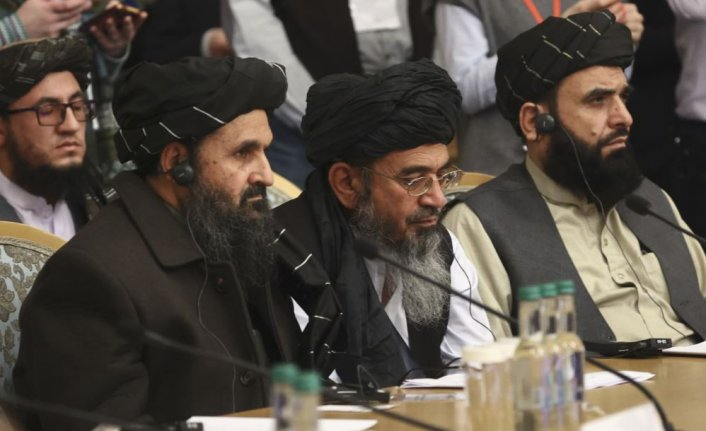 Afghan peace settlement meeting starts in Moscow
