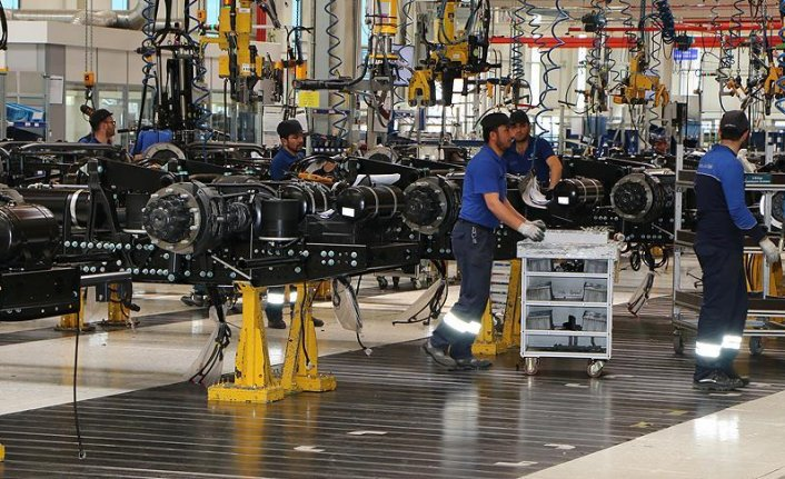 Europe's industrial output improves slightly in Jan
