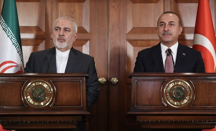 Turkish, Iranian foreign ministers meet in Istanbul