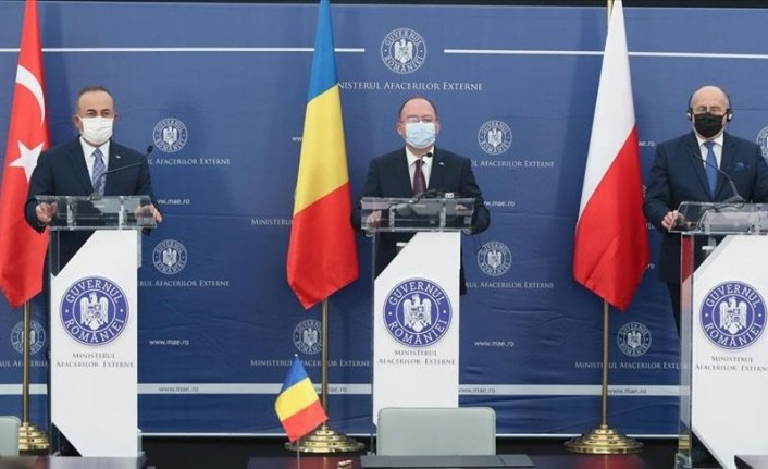 'Black Sea region is our common home'