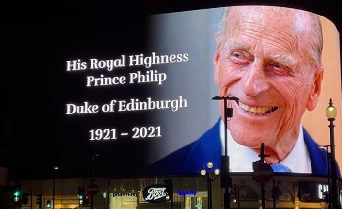 UK: Ceremonial funeral to bid farewell to Prince Philip