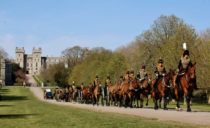 UK: Prince Philip laid to rest
