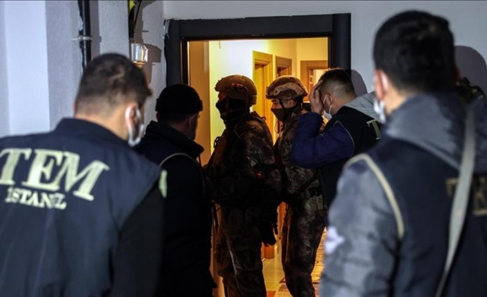 8 Daesh/ISIS terror suspects nabbed in Istanbul