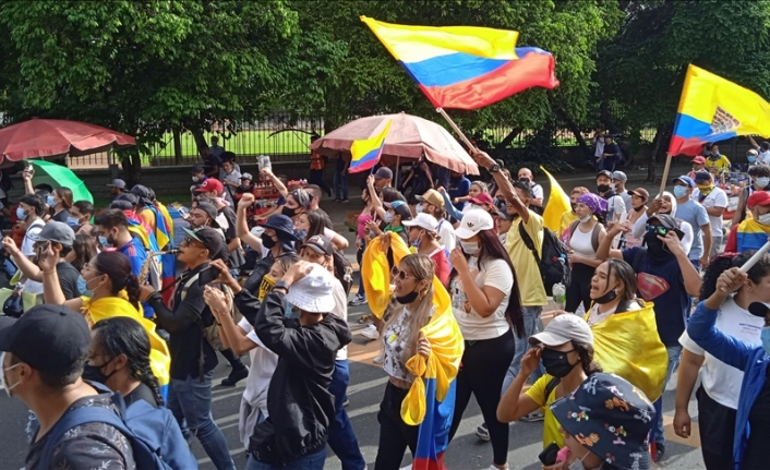Blockades in Colombia jeopardize country's food security