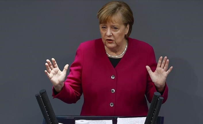 No cease-fire possible without Hamas: Merkel