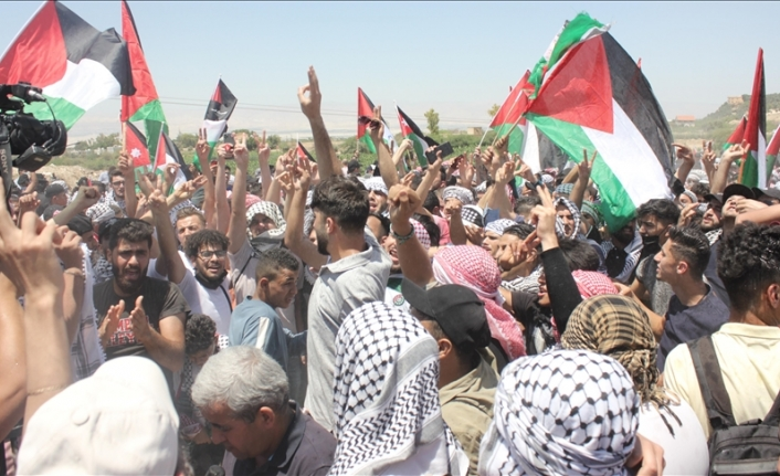 Pro-Palestine rallies continue in Jordan for 2nd day