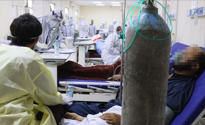 Afghanistan records highest single-day death toll from COVID-19
