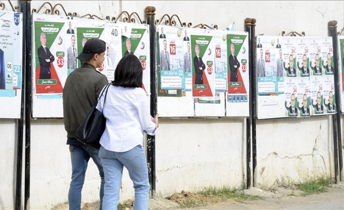 Algerian army says to remain neutral in parliamentary election