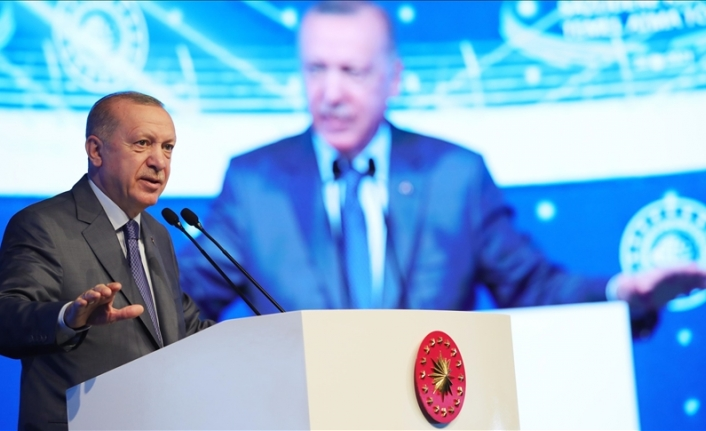 Canal Istanbul opens 'new page' in Turkey's development: President Erdogan