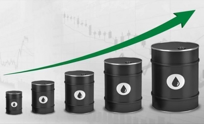 Oil prices up on investor euphoria over tight market