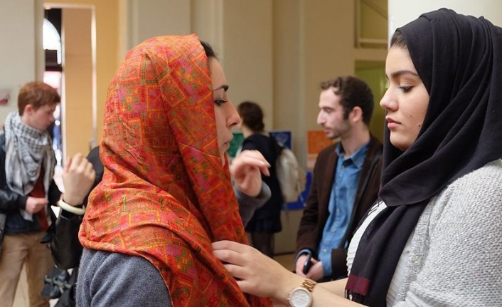 Polling official in French regional elections demoted for wearing headscarf