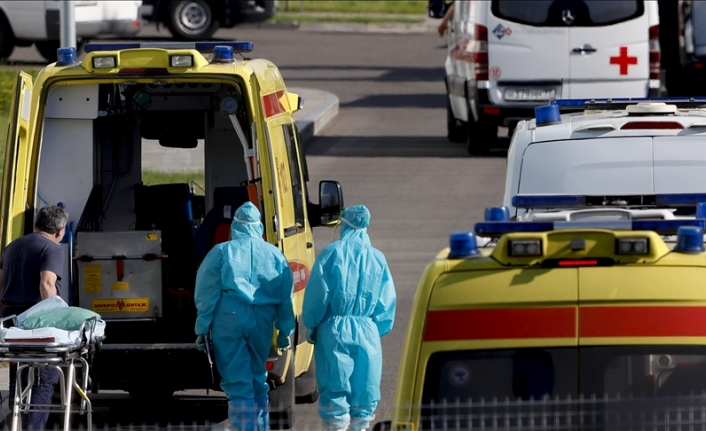 Russia sees highest COVID-19 daily death toll yet