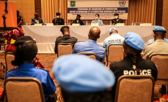 UN, Malian police sign partnership deal on eliminating sexual violence