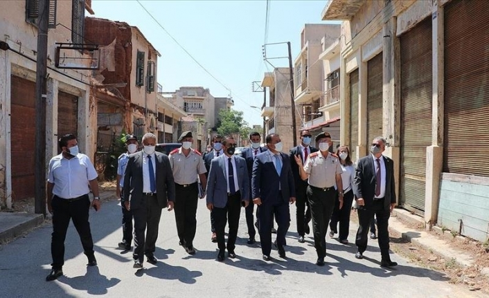 3.5% section of former 'ghost town' reopened in Northern Cyprus