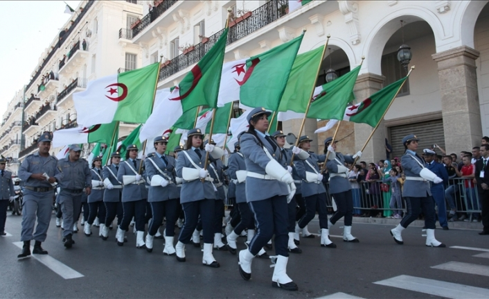 Algerians celebrate Independence Day recalling 'legendary fight' against French colonialism