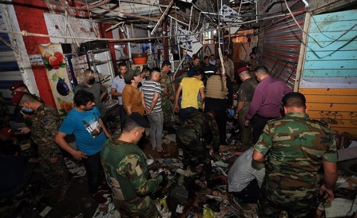Daesh/ISIS terror group claims responsibility for deadly attack in Iraqi capital