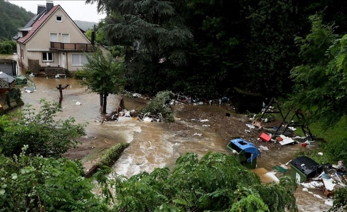 Death toll from floods in Germany rises to 105
