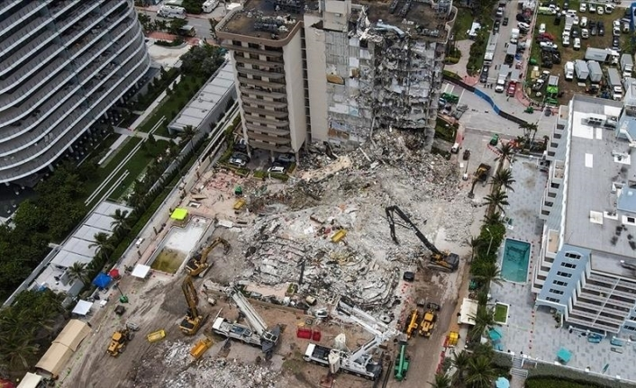 Death toll from Florida building collapse rises to 97: Mayor