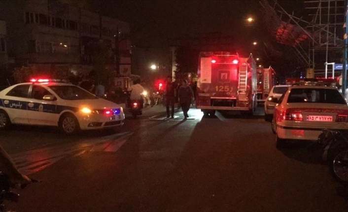 Explosion reported in Iranian capital