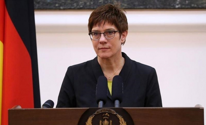 Germany urges 'serious dialogue' with Russia to address differences