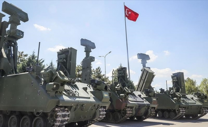 Turkey's HISAR missile systems boost defense capabilities