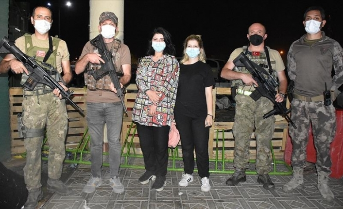 5 Turkish workers stranded in Kabul rescued by Turkish authorities