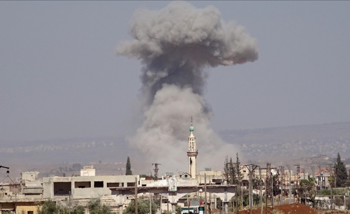 Assad regime continues to attack civilians in Syria's Daraa province