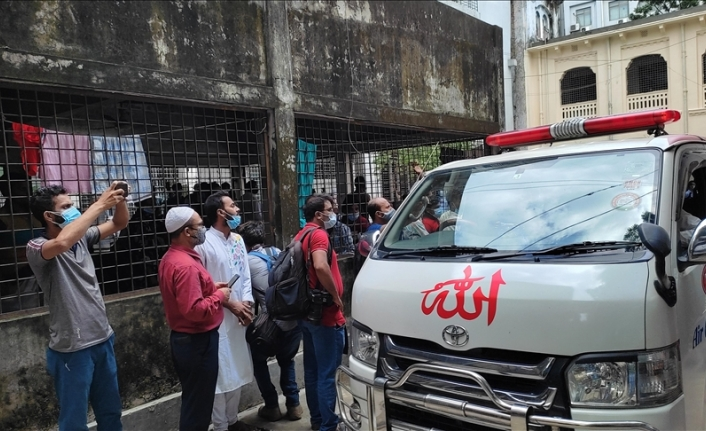 Factory fire destroys dreams of dozens of Bangladeshi workers