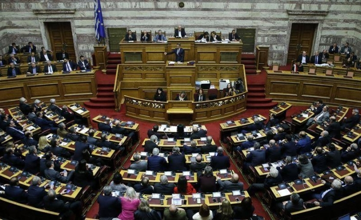 Greece sees partial Cabinet reshuffle amid forest fires