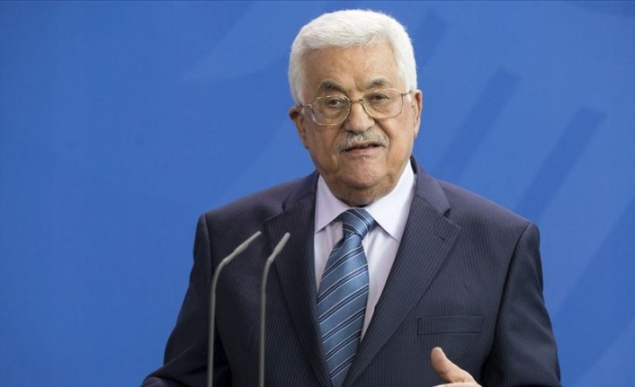 Palestinian president meets with Israeli defense minister