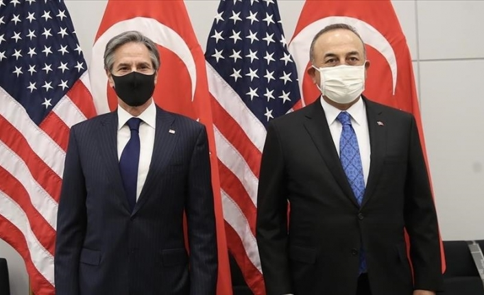 Turkish foreign minister, US counterpart discuss latest developments in Afghanistan