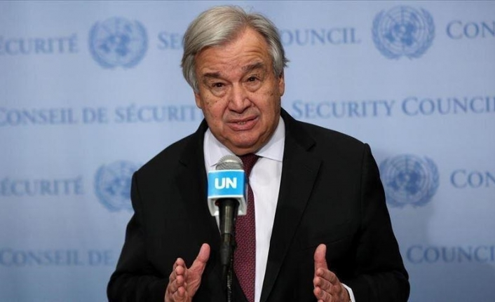 UN chief ready to talk to Taliban once leadership is clear