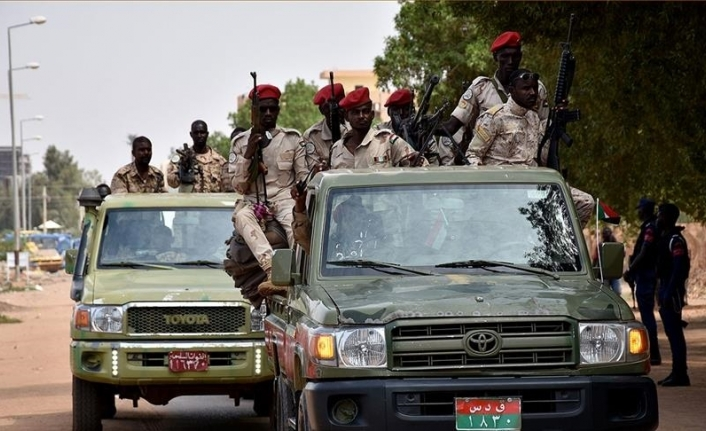Coup plot reported in Sudan