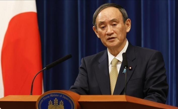 Japan's prime minister to step down amid COVID-19 censure
