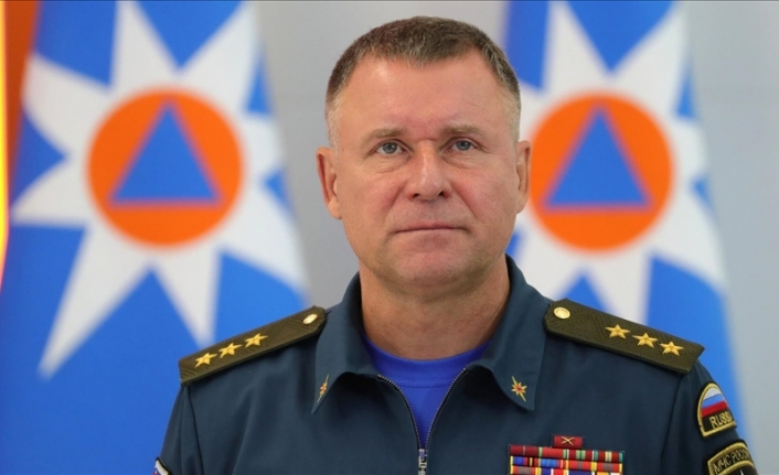 Russian emergency minister dies at training exercise