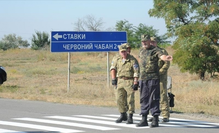 Russian security forces arrest more than 50 people in Crimea