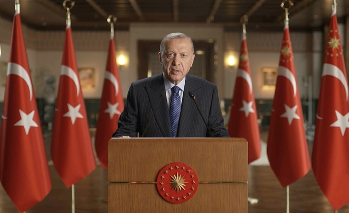 Turkey ready to take part in post-pandemic efforts for stronger world: President
