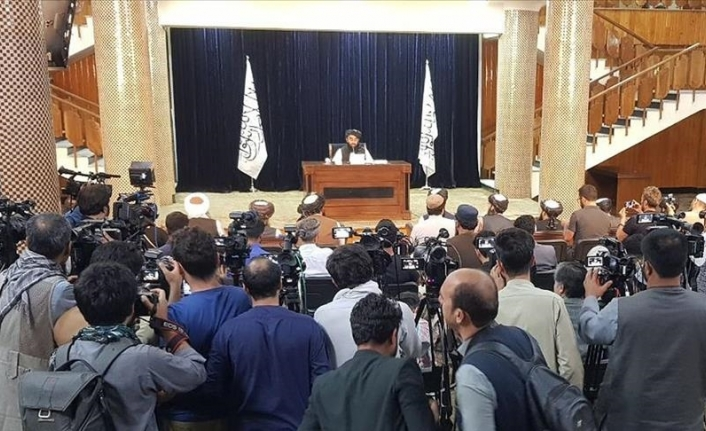 Taliban announce 'interim government' in Afghanistan