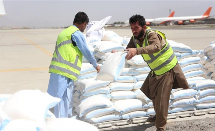 Taliban leader, UN official discuss aid delivery to Afghanistan