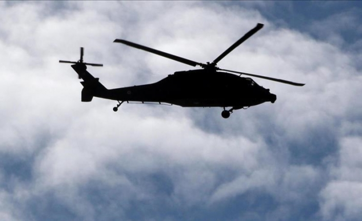 US Navy helicopter crashes into sea off San Diego coast